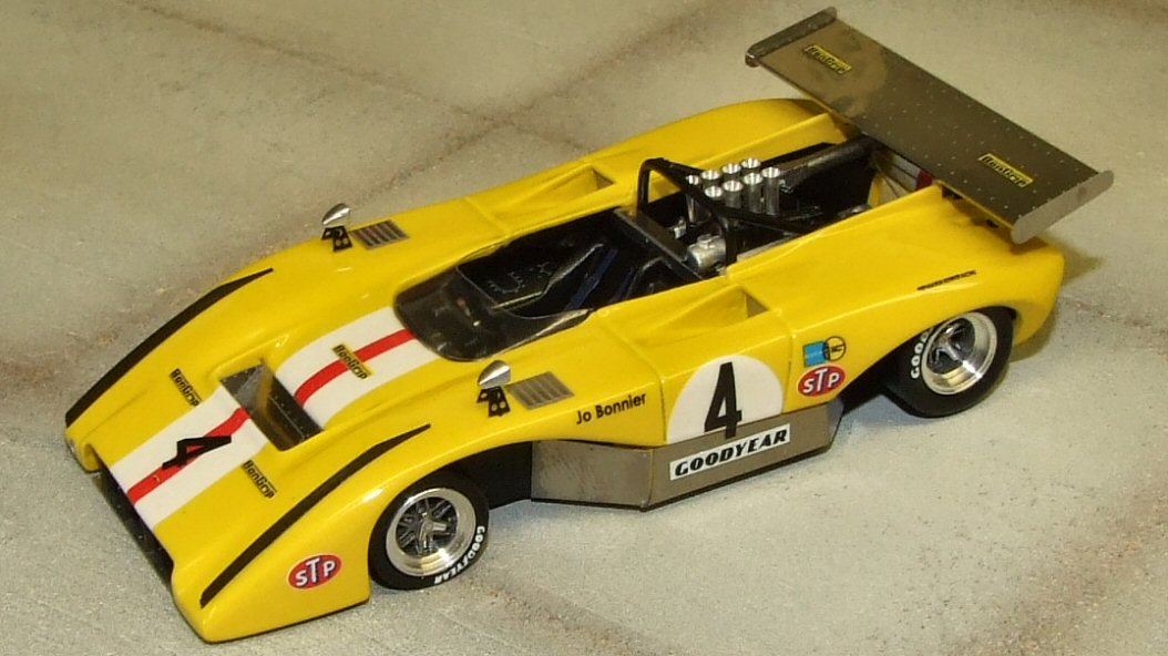 Canam Cars Uk Marsh Models
