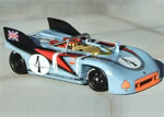Marsh Models - Le Mans Cars